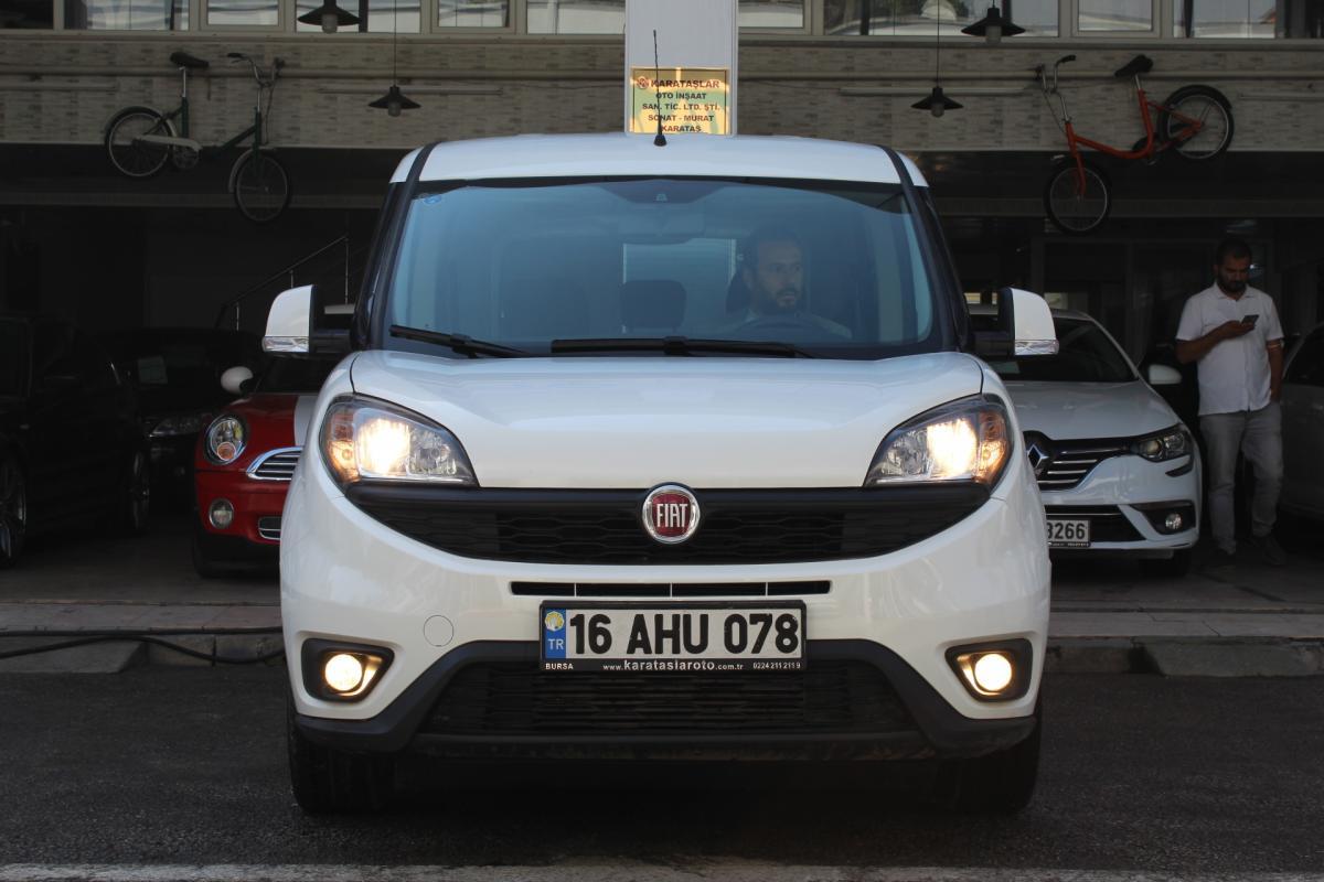 Fiat Doblo Safeline 2018 Dizel Manuel