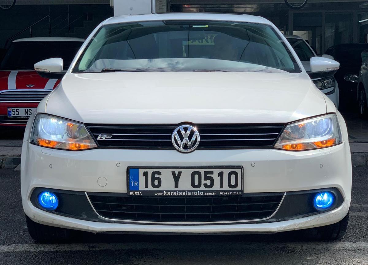 Volkswagen Jetta Comfortline 2012 Benzin Otomatik