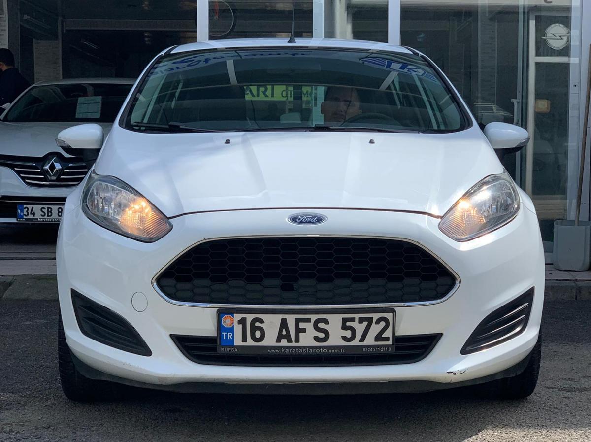 Ford Fiesta Trend 2016 Dizel Manuel