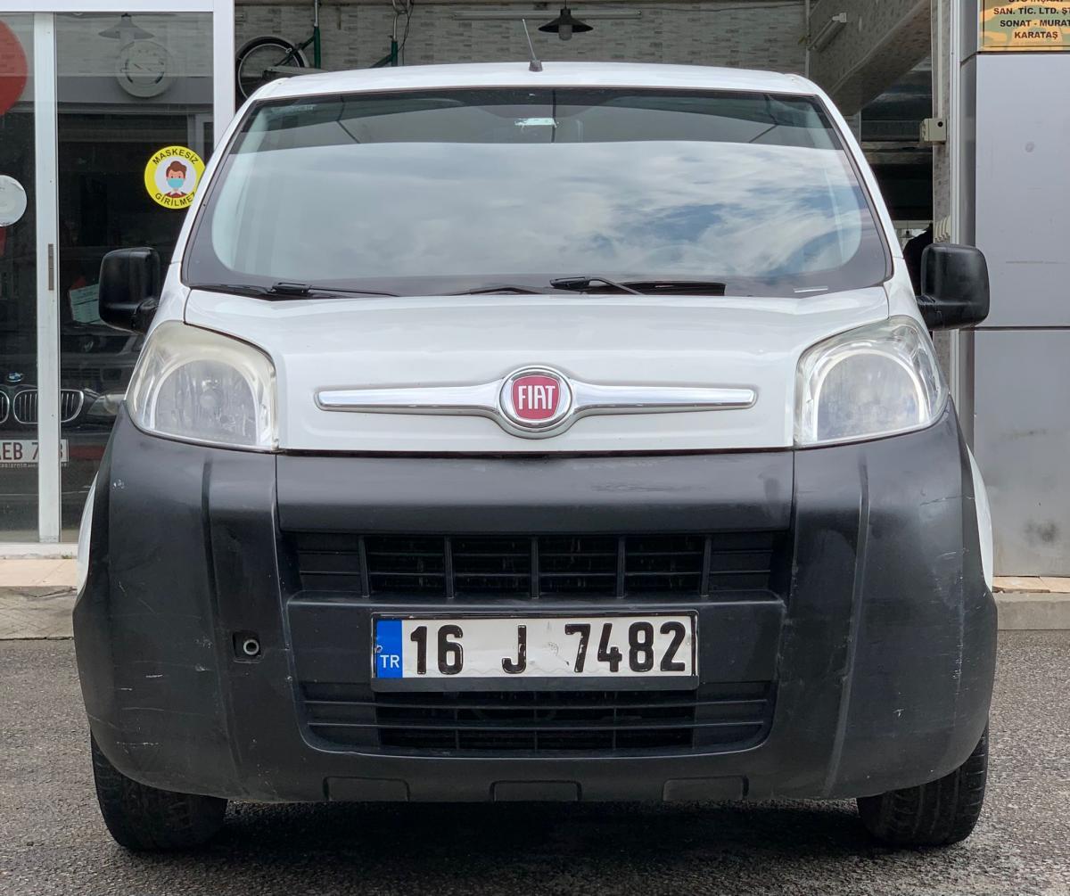 Fiat Fiorino Cargo Multijet 2014 Dizel Manuel