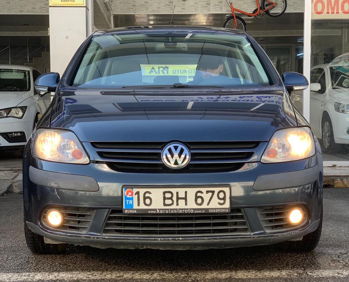 Volkswagen Golf Comfortlıne Plus 2006 Benzin Manuel