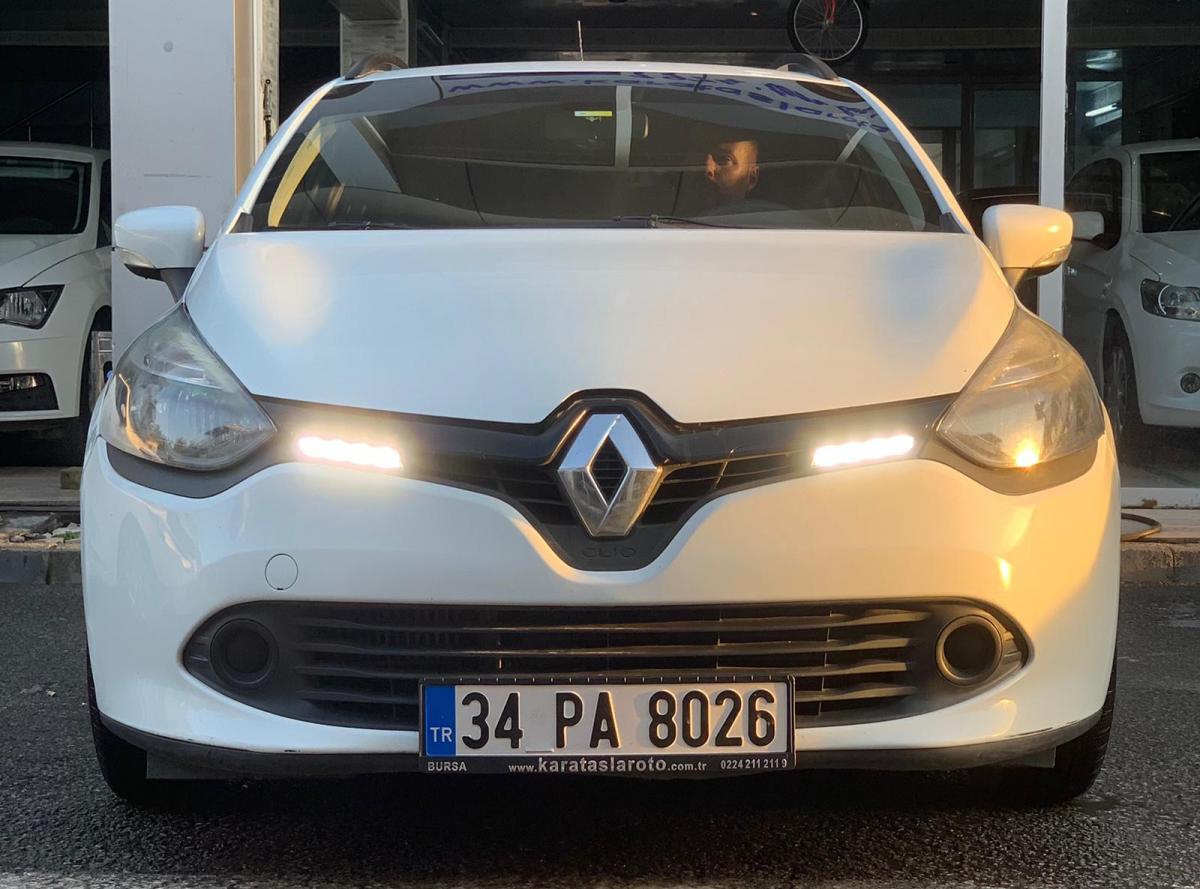 Renault Clio Sporttourer Joy 2015 Dizel Manuel