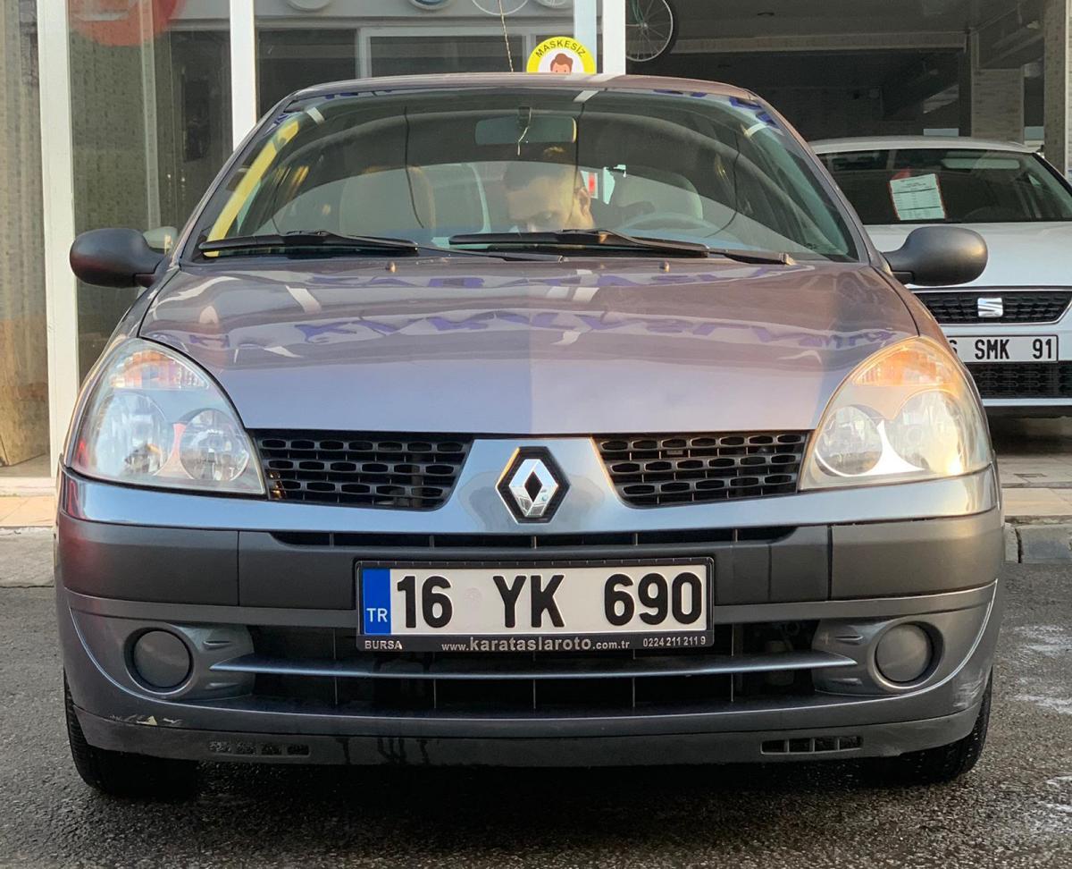 Renault Clio AuthentıQue 2006 Benzin Manuel