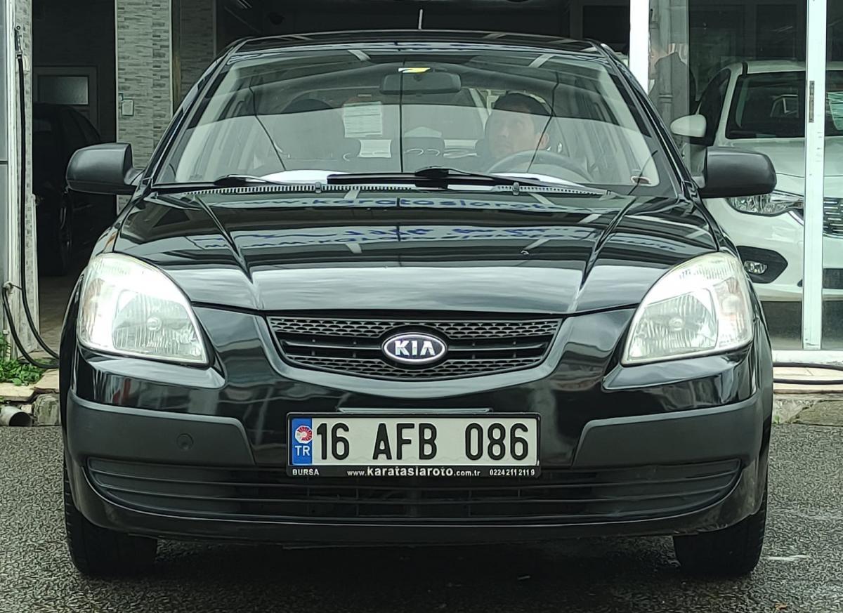Kia Rio Gsl Trend 2010 LPG/Benzin Manuel