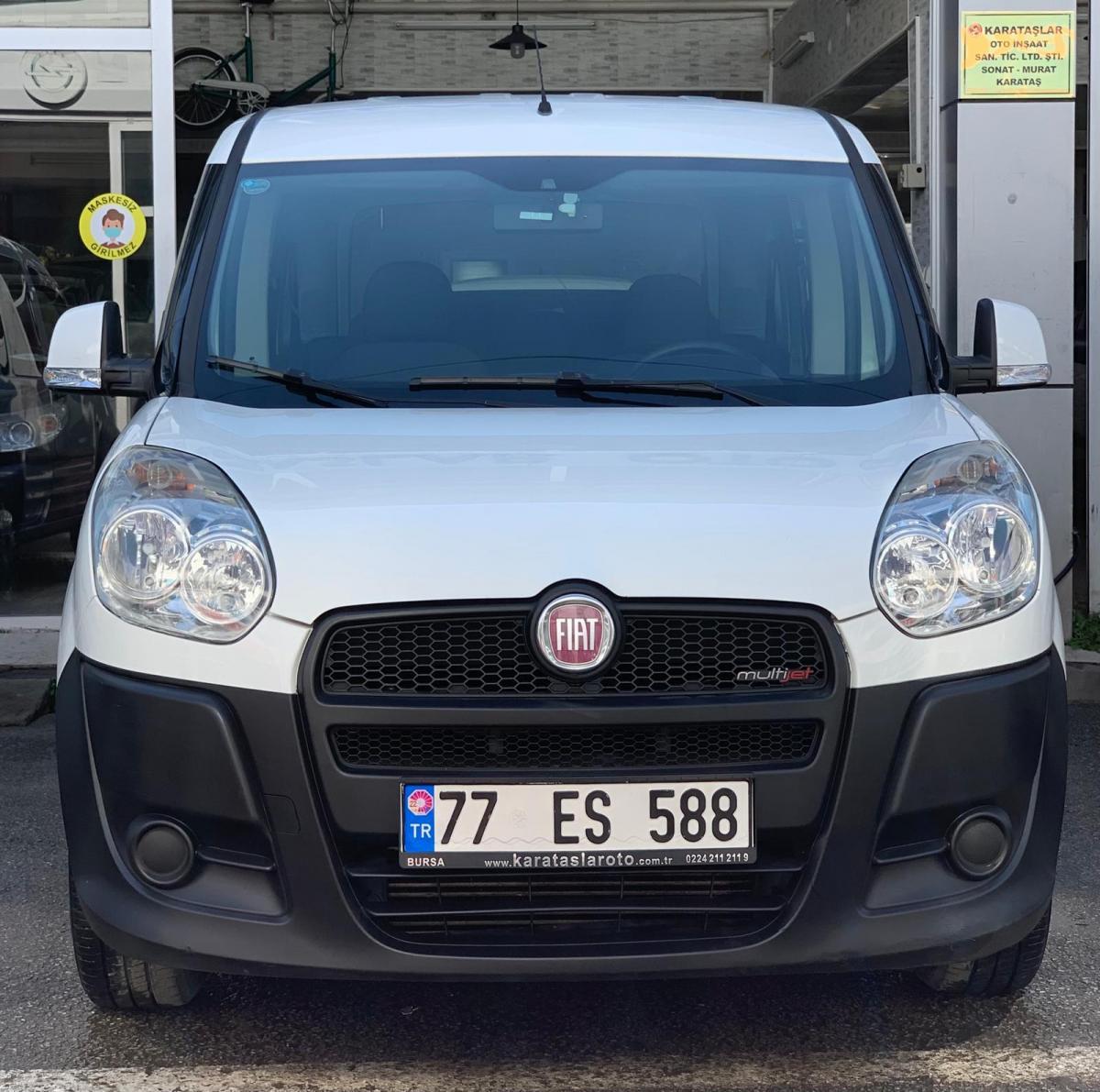 Fiat Doblo Combi Dynamıc 2011 Dizel Manuel