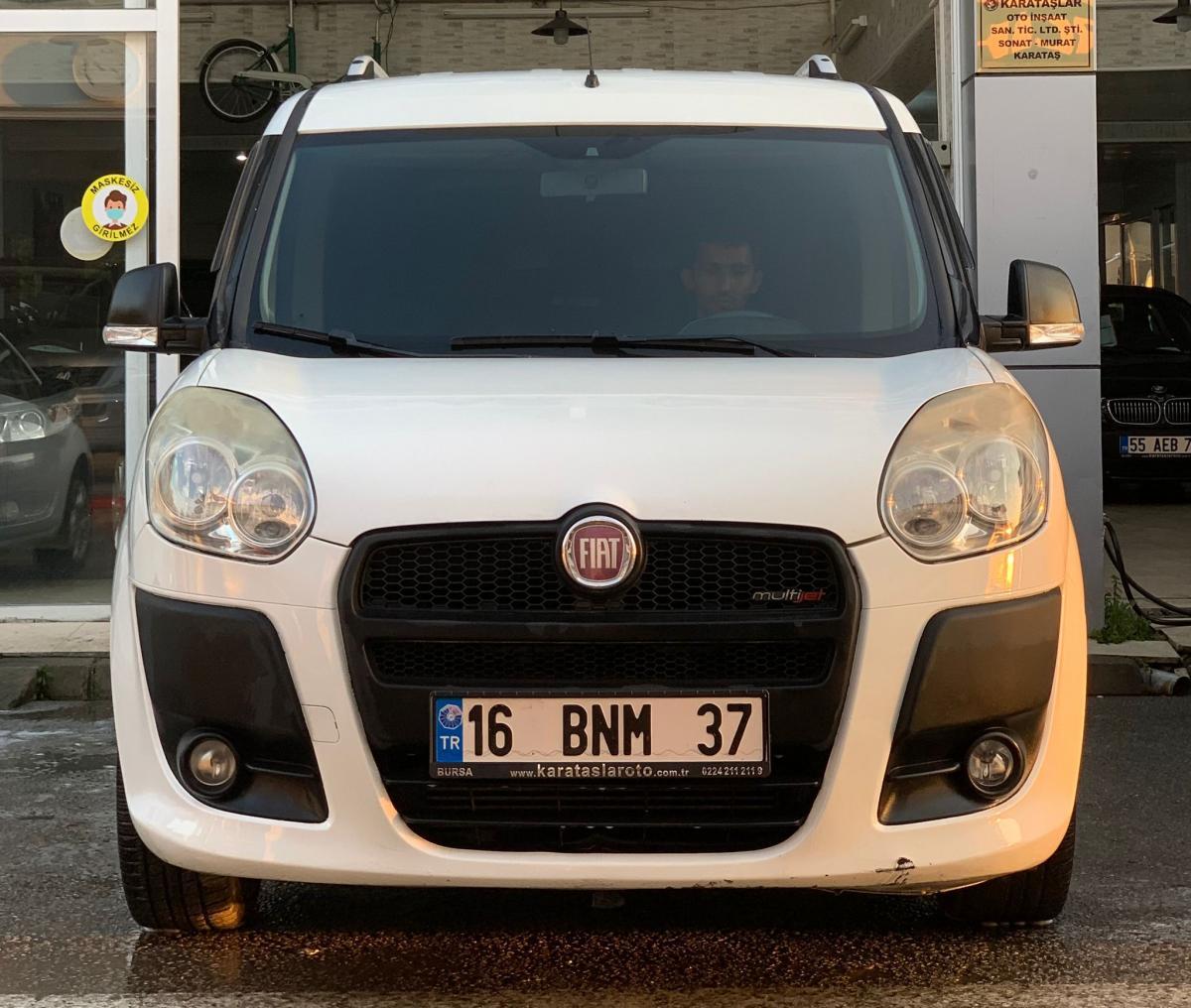 Fiat Doblo Multijet Dynamıc 2011 Dizel Manuel